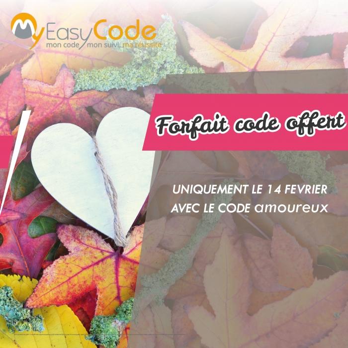 saintt valentin code offert